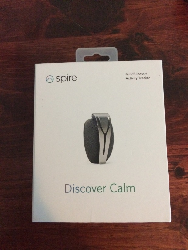 Spire: A New-age Anxiety Gadget
